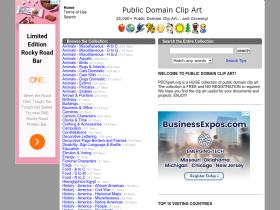 pdclipart.org