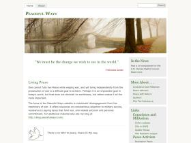 peacefulways.com