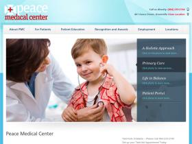 peacemedicalcenter.com