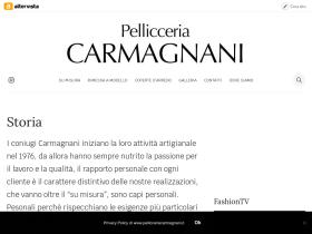 pellicceriacarmagnani.it