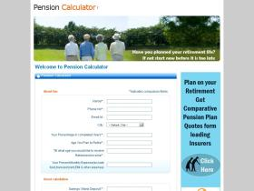 pensioncalculator.co.in
