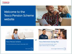 pensionwebsite.co.uk
