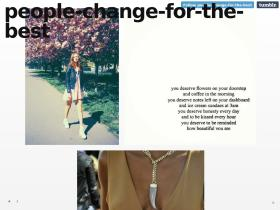 people-change-for-the-best.tumblr.com