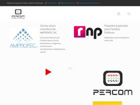 percom.com.mx