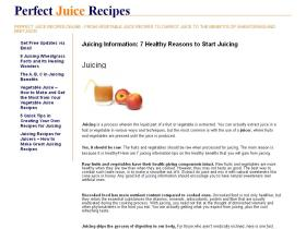 perfectjuicerecipes.com