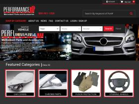 performanceproducts4benz.com