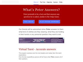peter-virtual-tarot.com