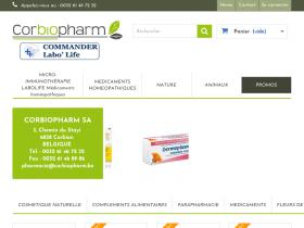 pharmacie-corbion.be