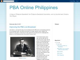 philippinebasketballassociation.blogspot.com