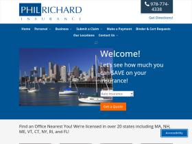 philrichardinsurance.com