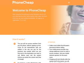phonecheap.co.uk