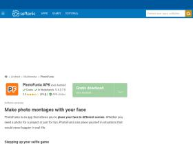 photofunia.nl.softonic.com