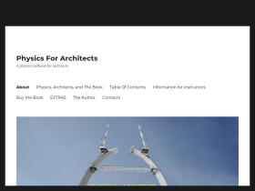 physicsforarchitects.com