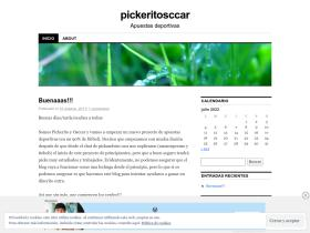 pickeritosccar.wordpress.com