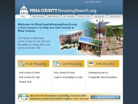 pimacountyhousingsearch.org