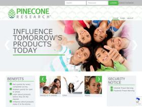 pineconeresearch.com
