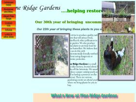 pineridgegardens.com