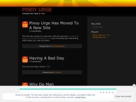 pinoyurge.wordpress.com