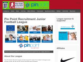 pinpointjuniorleague.co.uk