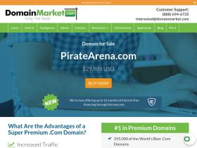 piratearena.com