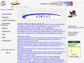pitagoras.website.pl