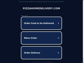 pizzahomedelivery.com