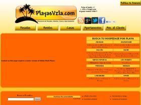 playasvenezuela.com.ve