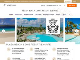 plazaresortbonaire.com