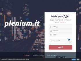 plenium.it
