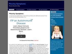 pleurisy-symptoms.com
