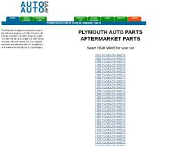 plymouth-autoparts.com