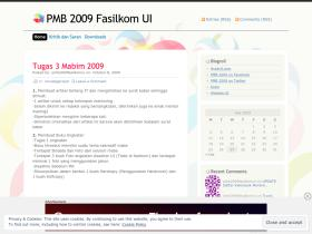 pmb2009.wordpress.com