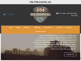 pmprecisionplantingservices.com