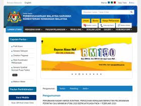 pmsarawak.treasury.gov.my