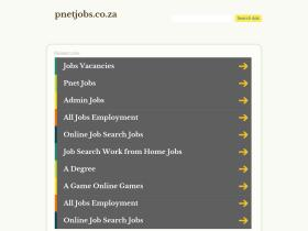 pnetjobs.co.za