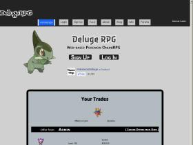 how to catch pokemon in delugerpg