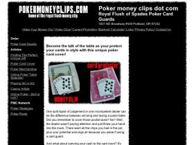 pokermoneyclips.com