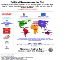 politicalresources.net