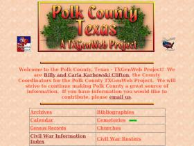 polkcountygenealogy.com