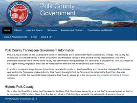 polkgovernment.com