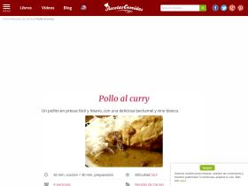 pollo-al-curry.recetascomidas.com