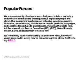 popularforces.com