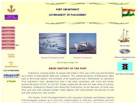 port.pondicherry.gov.in