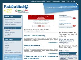 postacertificata.gov.it