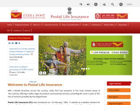 postallifeinsurance.gov.in