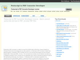 postscript-to-pdf-converter-developer-license.com-about.com