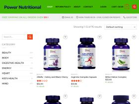 powernutritional.com
