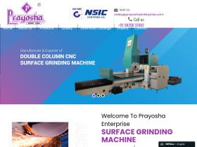 prayoshaenterprise.com