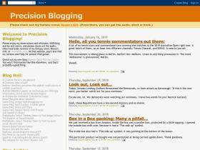precision-blogging.blogspot.com