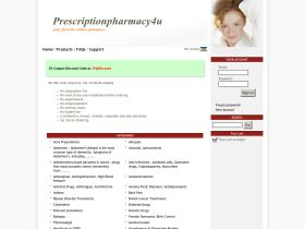 prescriptionpharmacy4u.com